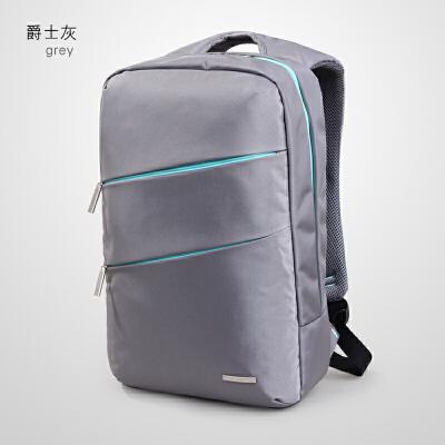 韩版双肩电脑包14/15.4英寸男女笔记本包 电脑包  14寸 一般在付款后3-90天左右发货,具体发货时间请以与客服协商的时间为准