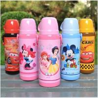 迪士尼保温杯米奇杯子儿童不锈钢水杯宝宝保温杯学生保温水壶