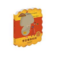 国际绘本大奖系列:饼干先生讲故事.想念蘑菇奶奶 (精装绘本) (爱尔兰)弗朗西斯,(爱尔兰)豪德萨博斯 绘,一飞 9787530757079