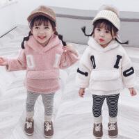 女宝宝秋冬装套装洋气外穿