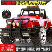 儿童玩具男孩玩具车电动漂移车遥控车越野车充电无线遥控汽车玩具