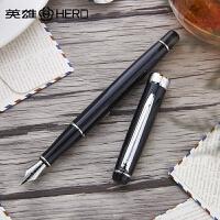 罗浮宫时尚礼品笔商务书写墨水钢笔铱金练字钢笔