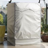 三星滚筒洗衣机罩防水防晒滚筒式全自动7/8/9kg公斤保护套罩定制