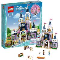【当当自营】LEGO乐高灰姑娘的梦幻城堡 41154