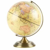 晨光地球仪 仿古地球仪 地理地球仪教具 模型 送朋友小礼品 书房摆件 99846(20cm)99847(25cm)99