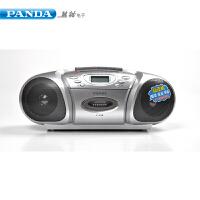 熊猫(PANDA) F-338语言复读机收录机台式磁带录音机收音机播放器播放机英语学习机