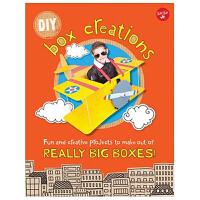Big Box Ideas大箱子创意 英文儿童互动读物趣味DIY