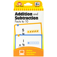 Evan-Moor Learning Line Flashcards Addition and Subtraction