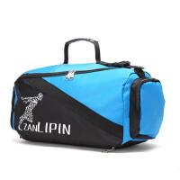 新款运动包男单肩包健身包女手提旅行包行李袋足球包篮球包训练包 大