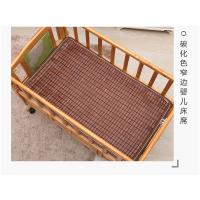 夏季婴儿推车凉席新生儿宝宝儿童冰丝垫子麻将竹坐垫伞车夏天通用 其它 通用