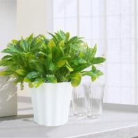 仿真植物尤加利套装摆件家居客厅室内茶几假花绿植盆栽装饰花摆设