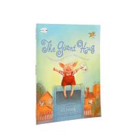 凯迪克图书 英文原版绘本 原装进口 名家作品 The Giant Hug 英语启蒙认知【平装】
