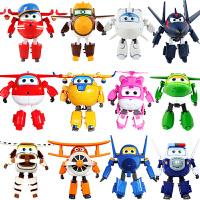 飞侠儿童玩具套装全套大号小号变形酷雷金刚新机器人