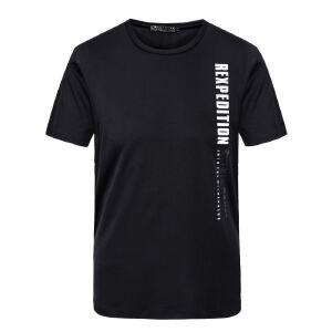 战地吉普AFS JEEP军旅工装迷彩短t情侣套装短袖T恤舒适全棉男女无袖打底衫圆领T恤男士夏款T恤衫