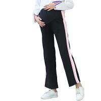 慈颜秋装款时尚孕妇阔腿裤外穿长裤子时尚孕妇裤YIFEICK02