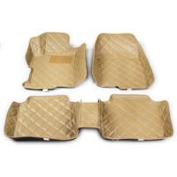 荣威 350 550 专车专用汽车皮革大包围立体汽车脚垫地垫