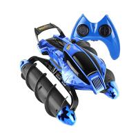 儿童大号水陆两栖充电电动无线遥控船高速防水快艇男孩水上玩具车