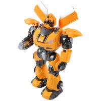 遥控会跳舞机器人变形金刚暴王蜂电动早教智能儿童玩具 大黄蜂