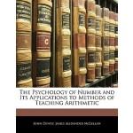 【预订】The Psychology of Number and Its Applications to Method