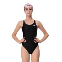 YINGFA英发 女式纯色连体三角泳衣938 女式舒适运动泳衣