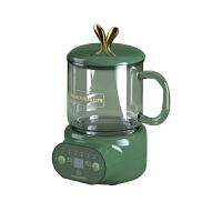 网红小南瓜多功能可预约养生电炖杯办公室迷你煮茶煮粥神器电加热烧水杯 D1 玻璃款