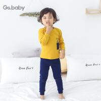 歌歌宝贝新款男女宝宝 秋衣秋裤套装1-3岁儿童家居服套装长袖内衣