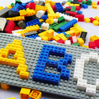 男孩邦宝积木小颗粒塑料散件拼装儿童拼装玩具3-12周岁以上男女孩 男孩 502粒送拆件器++小底板