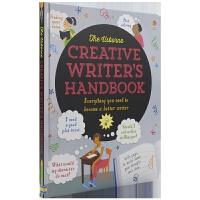 【首页抢券300-100】Usborne英文原版Creative Writer's Handbook创意小作家儿童英语写