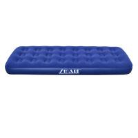 充气床垫 单人充气床 植绒加高充气床垫 24洞充气植绒床垫单人床