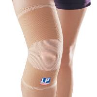 LP欧比护膝 保暖型膝部保健护套 薄款透气跑步健身运动护具 单只