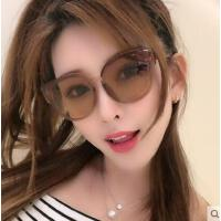 太阳镜女士圆脸韩版户外新品网红同款潮明星款眼镜新款圆形个性女墨镜男士