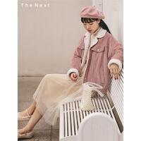 加厚加绒棉衣2019冬季新款女装韩版宽松学生百搭洋气外套短款