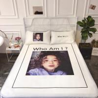 家纺冰柔丝凉席1.8m1.5米床款简约双人可水洗折叠空调3D软席子