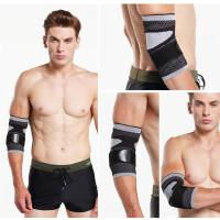 运动护肘男羽毛球网球健身关节护腕保暖护具绷带绑带护套肘部胳膊