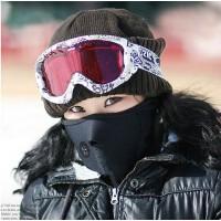 摩托车面罩 保暖面罩 防风防尘面罩护脸口罩 自行车骑行面罩护耳