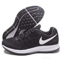 nike耐克 女鞋zoom系列跑步鞋减震运动鞋跑步831356-001