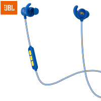 【当当自营】JBL Reflect Mini BT 库里蓝 入耳式无线蓝牙运动耳机 苹果安卓通用带麦音乐游戏手机耳机