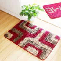 地毯门垫进门门厅卧室卫生间吸水脚垫卫浴家用入户门门口地垫垫子