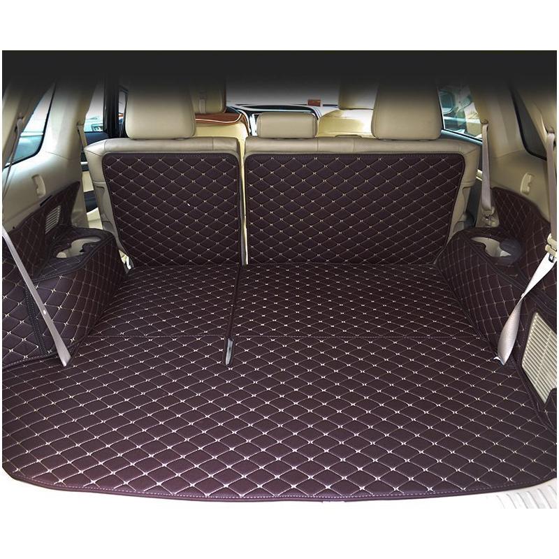 汽车全包围后备箱垫专用于本田CRV XRV 缤智飞度 杰德后尾箱垫子 请填写车型为您精确匹配