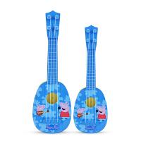 小猪佩奇尤克里里儿童益智玩具小吉他琴启蒙乐器初学者入门