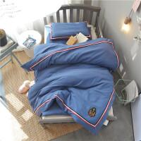 宝宝幼儿园午睡被褥被套 儿童幼儿园被子三件套六件套床上用品冬 均码
