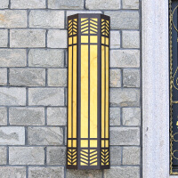 不锈钢壁灯工程户外壁灯墙壁灯具酒店灯路灯景观照明仿云石防水灯