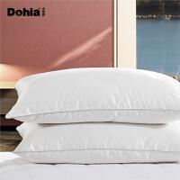 多喜爱秋冬新品枕头单双人枕头蓬松舒适枕艾尔柔丝复合大豆枕