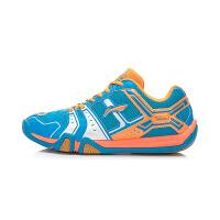 李宁LiNing运动鞋 男子羽毛球训练鞋 AYTJ073 透气运动休闲鞋