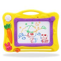 儿童画板磁性写字板画画涂鸦女孩男孩小孩宝宝玩具1-3岁2