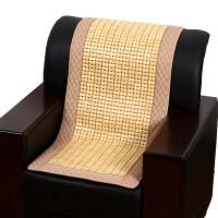 夏季沙发垫 布艺巾罩套麻将席凉席沙发坐垫 夏天 凉垫