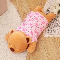 趴趴熊抱枕音乐枕抱抱熊公仔毛绒玩具女孩生日创意七夕情人节礼物 抖音 +精品包装