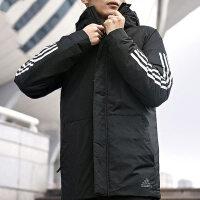Adidas/阿迪达斯男装 2019新款XPLORIC 3S运动防风连帽夹克外套 CY8624