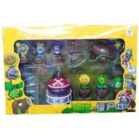 声光版植物大战僵尸儿童3-6岁宝宝亲子互动咬手鳄梨 小Q车 男孩女孩玩具礼物