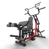 单人组合健身器械 健身房综合力量训练站